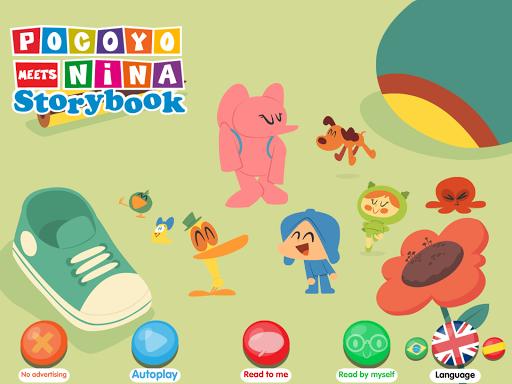 Pocoyo meets Nina - Storybook screenshots 7