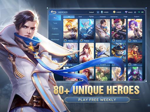 Mobile Legends: Bang Bang goodtube screenshots 19