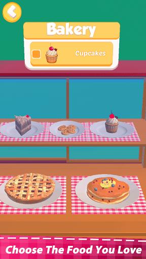 Food Simulator Drive Thru Cahsier 3d Cooking games screenshots 14
