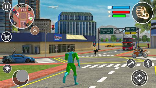 Spider Hero: Superhero Fight screenshots 11