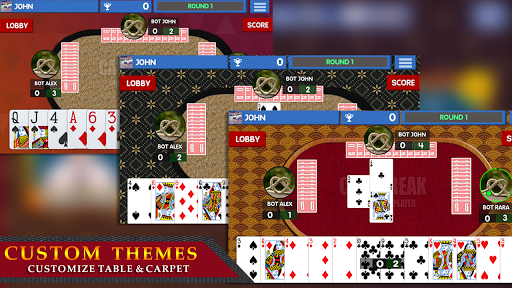 Call Break Card Game -Online Multiplayer Callbreak  Paidproapk.com 1