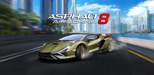 Asphalt 8 Racing Game - Drive, Drift at Real Speed - 10 Best Online Multiplayer Games For Android in 2021 - Tecnofie