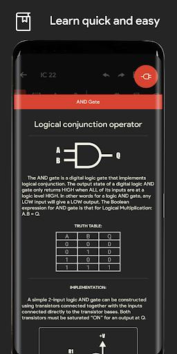 Logic Circuit Simulator Pro android2mod screenshots 7
