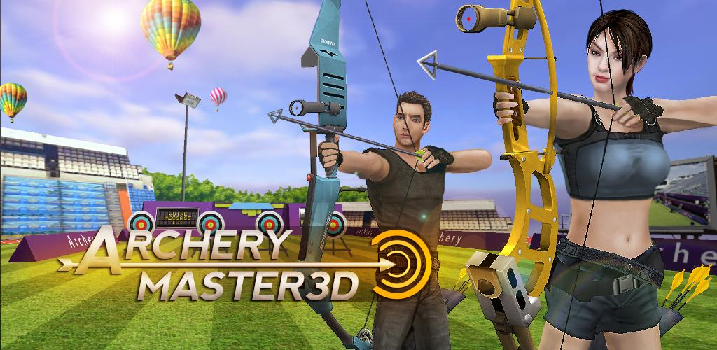Archery Master 3D  poster 0