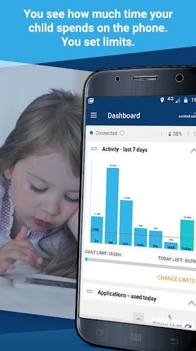 Parental Control CALMEAN for children & teens 3.0.0.2 Screenshots 1