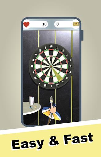 (JAPAN ONLY) Throwing the Darts - Darts Game 1.513 screenshots 1