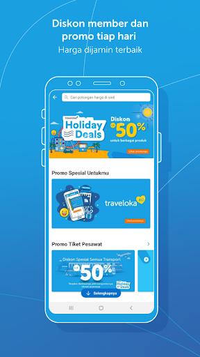 Traveloka: Booking Tiket, Hotel, Wisata & Kuliner