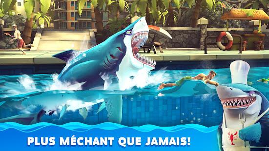 Hungry Shark World screenshots apk mod 2
