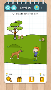 Tricky Brain Riddles Test: Puzzles and Riddles App 4