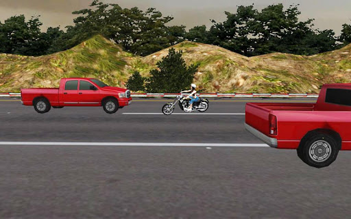 Racing Girl 3D Apkfinish screenshots 9