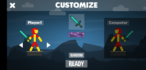 Stickman Supreme: Duelist 2 Fight Warriors 3.0.0 screenshots 2
