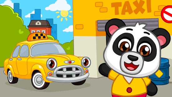 Taxi for kids 1.0.5 screenshots 1