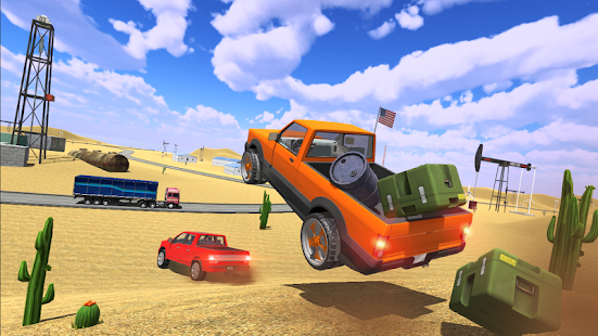 Offroad Pickup Truck Simulator 1.10 Screenshots 10