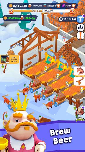 Idle Inn Empire Tycoon - Game Manager Simulator apktram screenshots 6