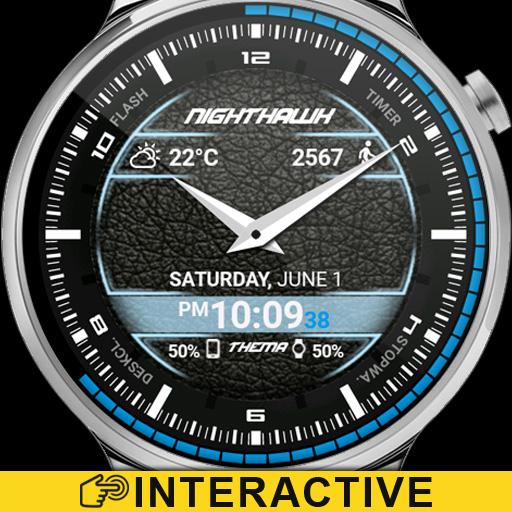NightHawk Watch Face Icon