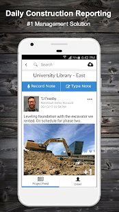 NoteVault Notes! Construction Daily Reports