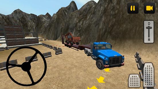 heavy construction transporter hack