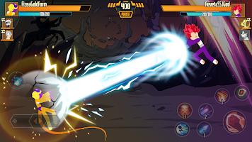 Stickman Dragon Fight - Super Stick Warriors