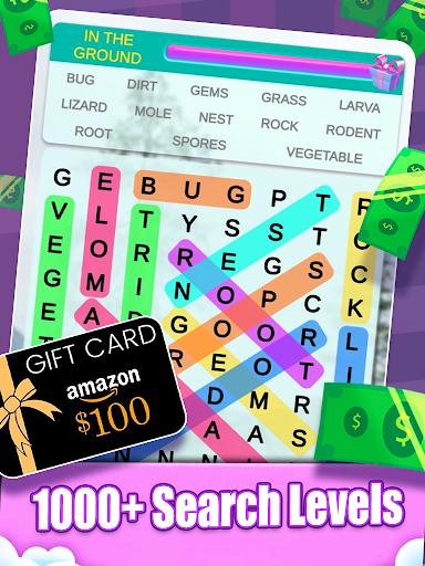 Word Search u2013 Word Puzzle Games Free to Big Win 1.1.4 screenshots 13