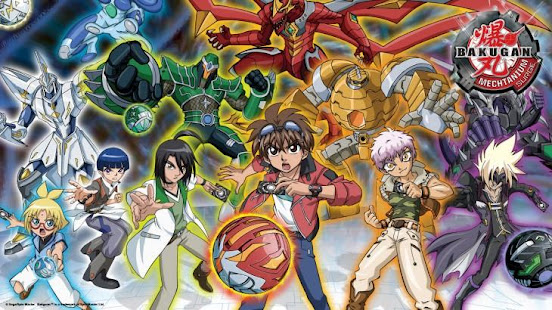 Download Bakugan Battle Planet Background For PC Windows and Mac apk screenshot 2