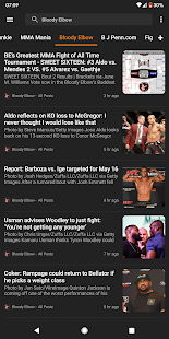 World MMA News
