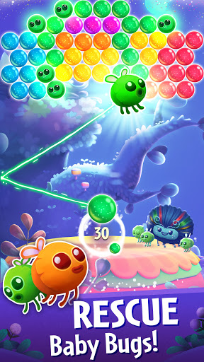 DreamWorks Trolls Pop: Bubble Shooter & Collection  screenshots 4