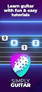 Simply Guitar mod apk