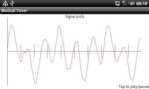 Musical Instrument Tuner screenshots 2