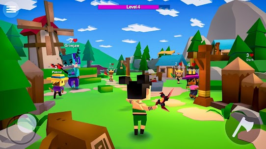 AXES.io Mod Apk (Unlimited Money/No Ads) 2