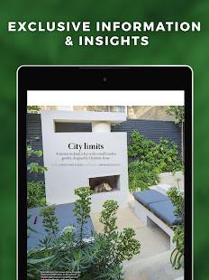 Gardens Illustrated Magazine - Gardening Trends