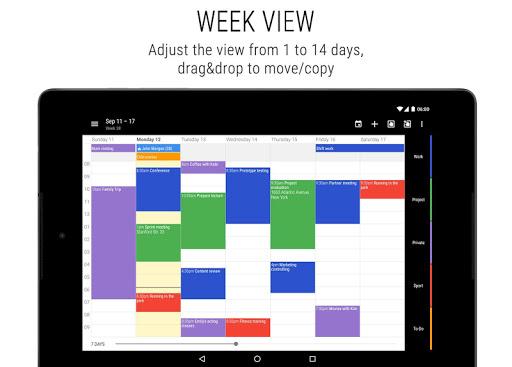 Business Calendar 2 - Agenda, Planner & Widgets 2.41.4 Screenshots 10