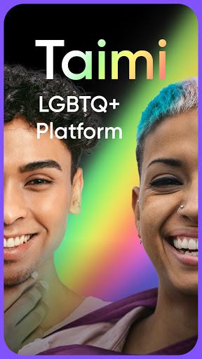 Taimi - LGBTQ+ Dating, Chat and Social Network  screenshots 1