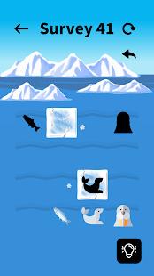 Polar Sliding Puzzle: Free, Smart, Sliding Puzzle