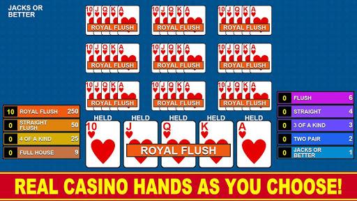Video Poker Legends - Casino Video Poker Free Game 1.0.5 4