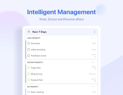 TickTick: ToDo List Planner, Reminder & Calendar 6.0.4.1 Screenshots 10