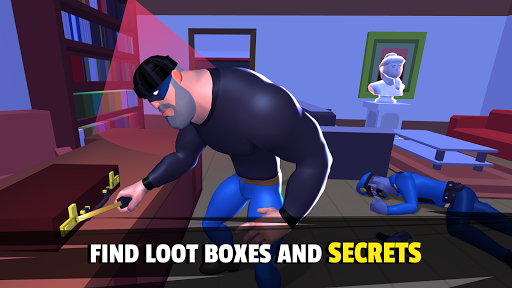 Robbery Madness 2: Stealth Master Thief Simulator  screenshots 5
