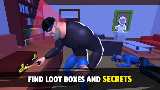Robbery Madness 2: Stealth Master Thief Simulator Mod Apk 2.0.9 (Unlimited Money) 5