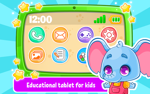 Babyphone & tablet - baby learning games, drawing 2.3.6 screenshots 13