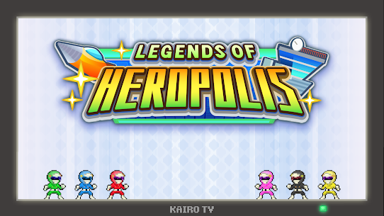 Legends of Heropolis Mod Apk 2.1.8 (Unlimited Money) 5