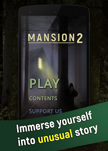 Mansion 2. Choices Text Adventure