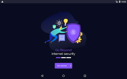 Free VPN - unlimited secure hotspot proxy vpnify Screenshot