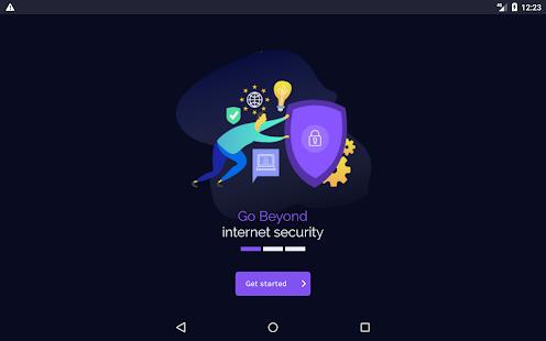 Free VPN - unlimited secure hotspot proxy vpnify 1.9.5 Screenshots 9