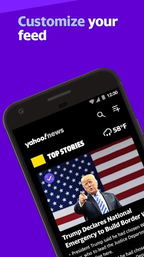 Yahoo News: Breaking, Local & US android2mod screenshots 3