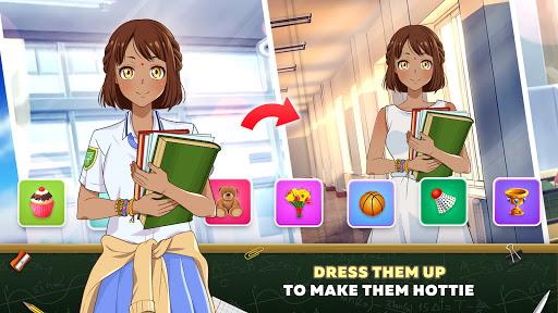 Code Triche Love Academy (Astuce) APK MOD screenshots 4