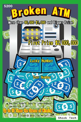 Las Vegas Scratch Ticket LV1 1.1.1 Screenshots 5