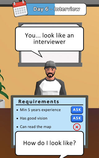 Hiring Job 3D 1.0.1 screenshots 11