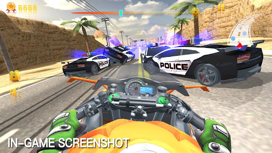 Traffic Speed Moto Rider 3D 2.0.1 Screenshots 6