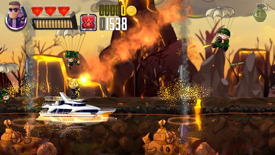Ramboat - Offline Shooting Action Game 4.2.1 Screenshots 2