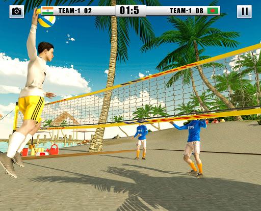 Volleyball 2021 - Offline Sports Games apkpoly screenshots 13