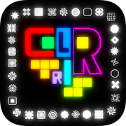 ColorTris - Classic Neon Block Puzzle Brick Game